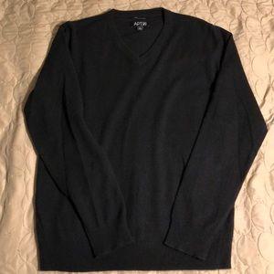 Cashmere Large Men's Sweater